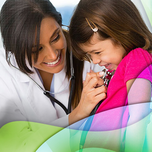 well child visits pediatric clinic